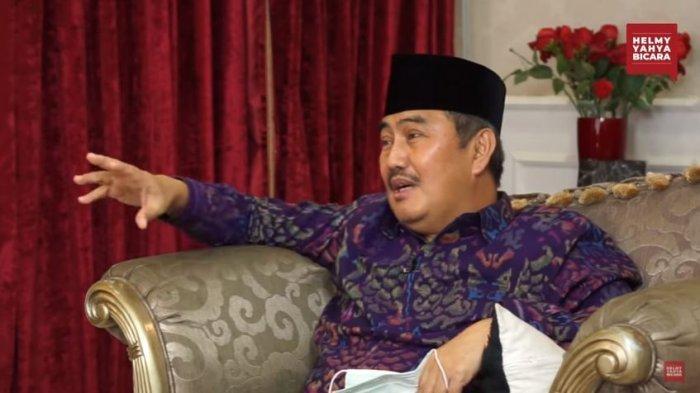 Tanggapi Polemik Kepemimpinan Partai Demokrat, Jimly Asshiddiqie: Ini Pasti Bukan Agenda Jokowi