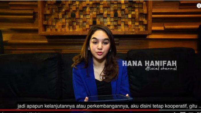 Polisi Pastikan Kasus Prostitusi Berjalan, Hana Hanifah: Apapun Kelanjutannya Tetap Kooperatif