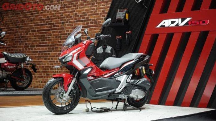 Honda ADV 150 Resmi Mengaspal di Indonesia, Berikut Harga, Spesifikasi, dan Fiturnya