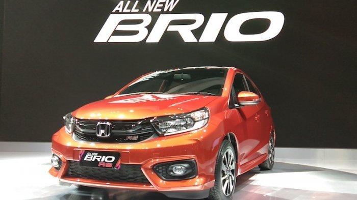Resmi Ini Daftar Harga All New Honda Brio Untuk Semua Varian Tribun Wow