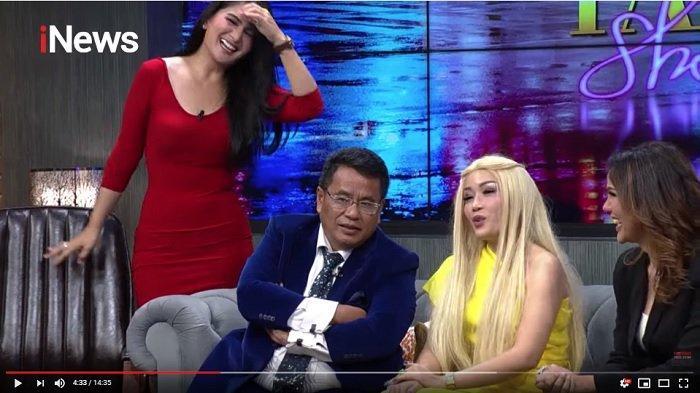 Mantan Rekan Duet Lucinta Luna Buat Hotman Paris Gelagapan: Abang Kasih Aku Video Pakai Kimono