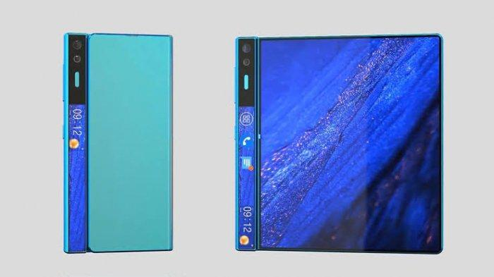 Cek Harga dan Spesifikasi Huawei Mate X2, Ponsel Model Lipat Mirip Samsung Galaxy Fold