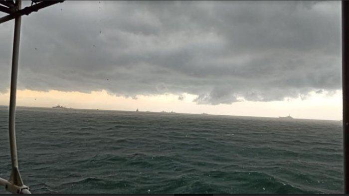 Peringatan Dini BMKG Besok, Minggu 25 April 2021: Waspada Gelombang Tinggi di Selat Bali
