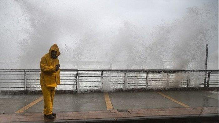 Peringatan Dini BMKG Hari Ini Kamis 16 September 2021: 14 Wilayah Waspada Cuaca Ekstrem Hujan Lebat