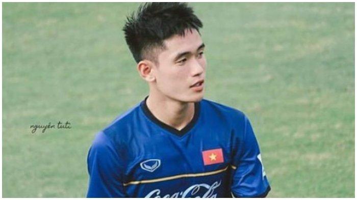 Huynh Tan Sinh, bek timnas U-23 Vietnam