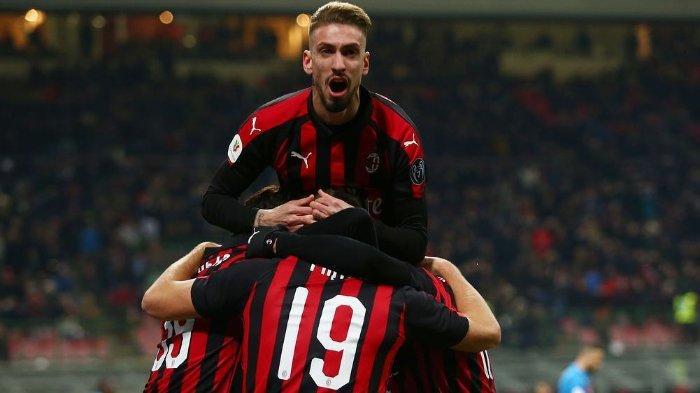 Jadwal Lengkap Liga Europa Malam Ini: AC Milan Vs Lille, Leicester City Vs SC Braga