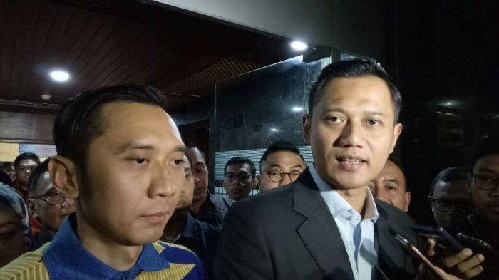 Soal Menteri Pilihan Jokowi, Ibas Sebut Demokrat Hanya Bisa Menonton: Semoga yang Dipilih Kompeten
