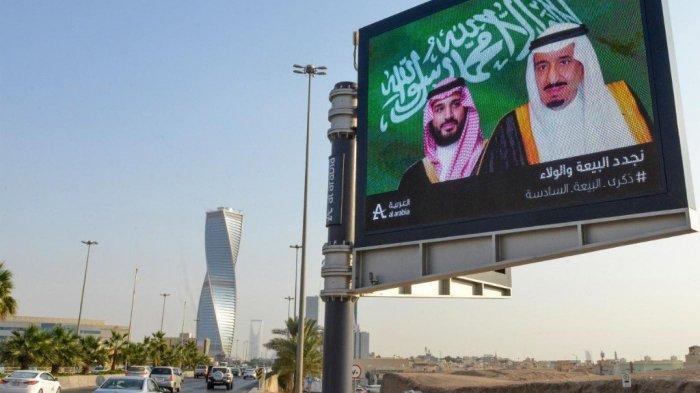 Heboh Ledakan di Riyadh, Kejadian 3 Hari Lalu saat Arab Saudi Blokir Rudal Diduga Jadi Pemicu