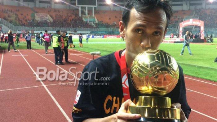 Jumlah Hadiah yang Diperoleh Ichsan Pratama sebagai Pemain Terbaik Liga 2 2018