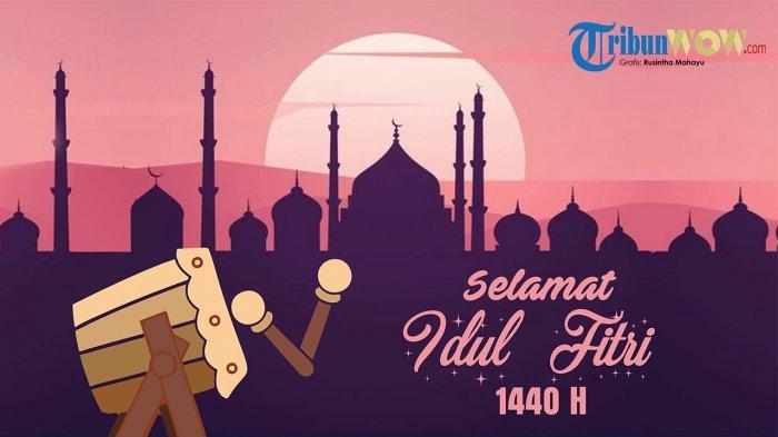 Idul Fitri 1440 H