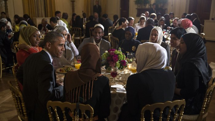 Iftar Dinner Obama