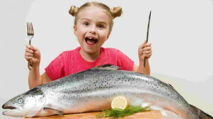 Ketahui dari Sekarang, Inilah Jenis Ikan yang Paling Aman Dikonsumsi Anak-anak