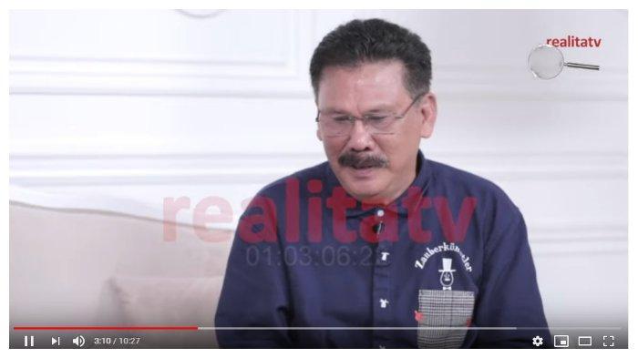 Rizieq Shihab Tak Kunjung Dipulangkan, Ilham Bintang Buka Suara soal Isu Politik: Dia Bisa Apa?