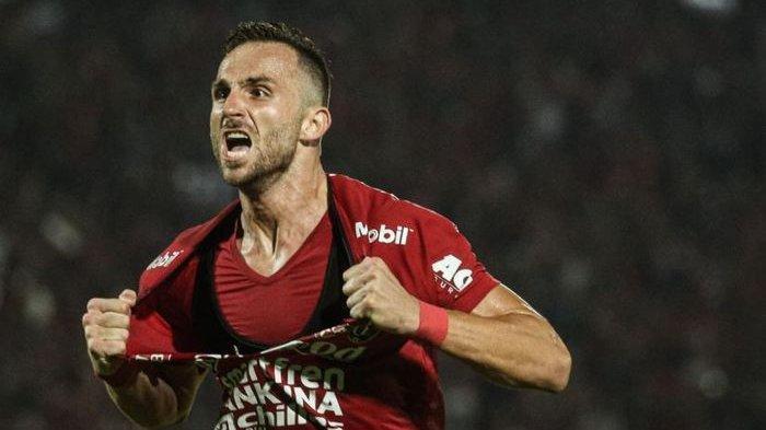 Pemain yang Mengabdi pada Klubnya selama 15 Tahun Ini Disebut Spasojevic Pantas Berkarier di Eropa