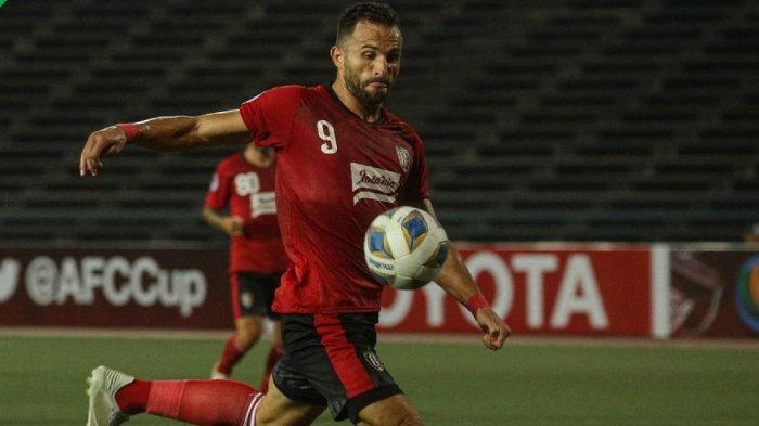 Lelang Jersey Bersejarah Bali United Jadi Wujud Ilija Spasojevic Bantu 'Perangi' Virus Corona