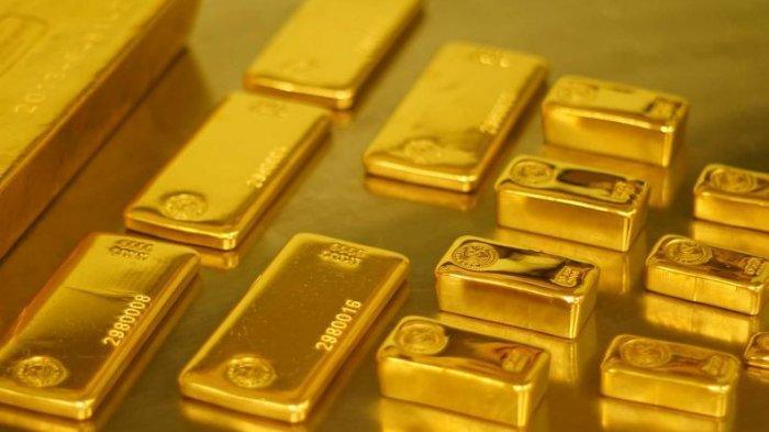 Harga Emas Capai Puncak Tertinggi Dalam Dua Minggu Terakhir, Berikut Daftarnya