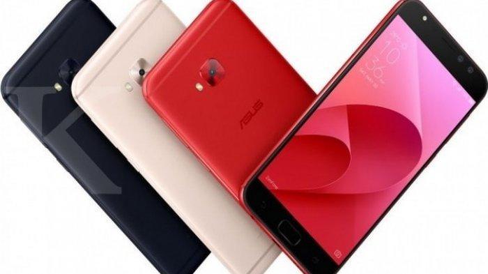 Dibanderol Harga Rp 1 Jutaan, Asus Luncurkan Zenfone Live L2