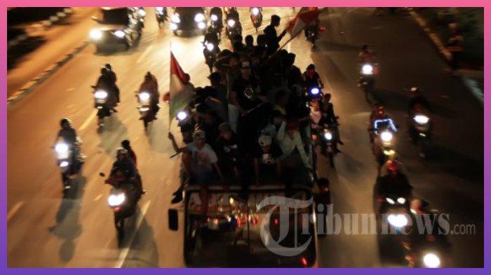 Daftar Pengalihan Arus Lalu Lintas saat Malam Takbiran yang Telah Disiapkan oleh Polda Metro Jaya