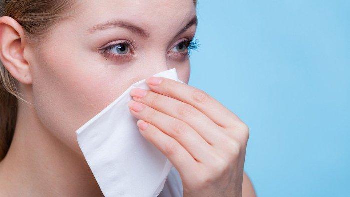 Pengobatan Rumahan yang Bisa Meredakan Hidung Mimisan secara Tiba-tiba, Bisa Gunakan Air Garam