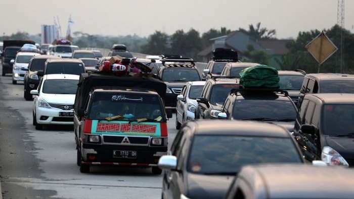 Bukan Hanya di Indonesia, Mudik Lebaran di Malaysia Juga Tak Kalah Heboh