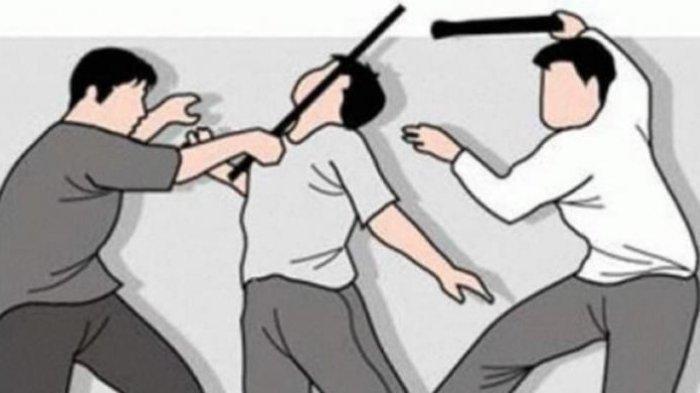 Polisi Akui Sulit Lacak Gerombolan yang Bacok dan Tembak Pengamen di Duren Sawit