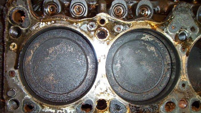 Dampak Penumpukan Kerak di Ruang Bakar Motor, Tarikan Jadi Berat dan Boros Bahan Bakar