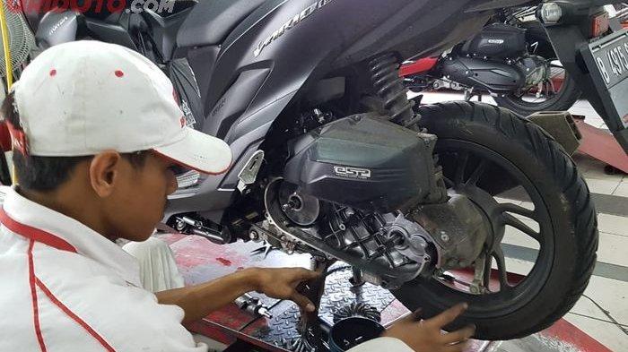 Cara Ganti Kipas Radiator di Honda Vario Series, Segini Harga Jasanya jika di Bengkel Resmi AHASS