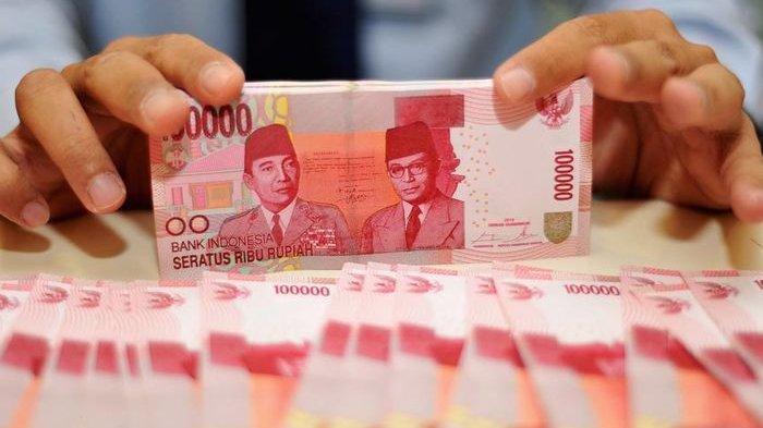 Ilustrasi uang nasabah bank BUMN di Bojonegoro hilang secara misterius.