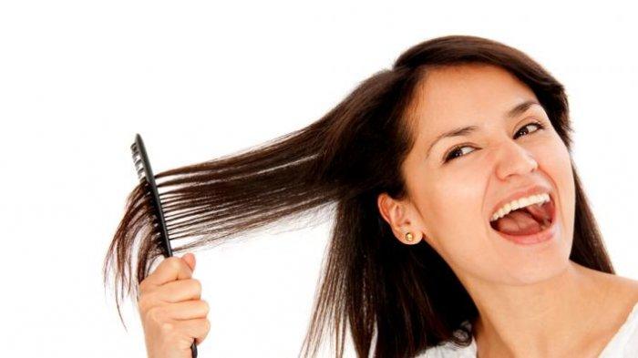 Solusi Mudah dan Sederhana Mengatasi Rambut Rontok Akibat Smoothing dan Diwarnai