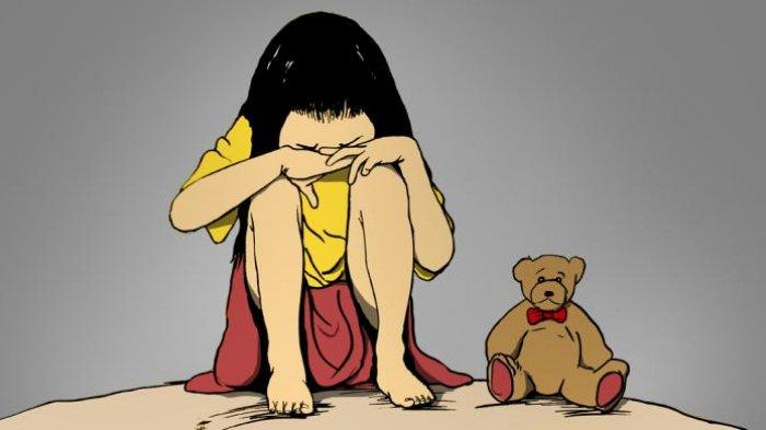 Ayah Kandung Tega Cabuli Dua Anak Perempuannya yang Masih Dibawah Umur, Alasannya Bikin Ngelus Dada!
