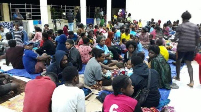 Bayi 5 Bulan Selamat setelah Berjam-jam Terperangkap Reruntuhan Rumah, akibat Banjir Bandang Papua