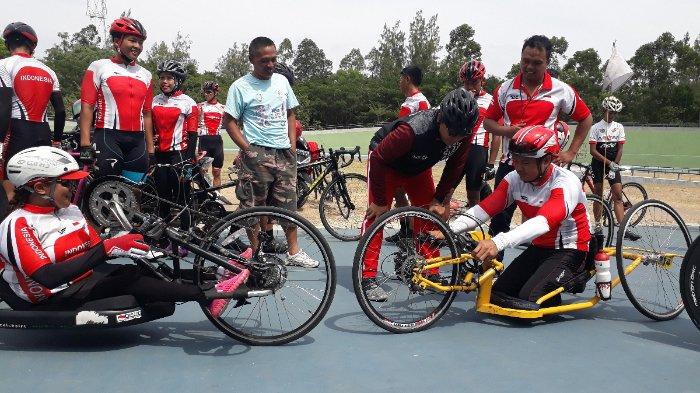 Imam Nahrawi Apresiasi Atlet Balap Sepeda Paralimpik Indonesia: Banyak Inspirator-inspirator Kita