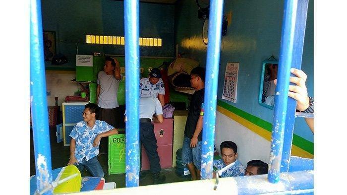 Tahanan Kasus Narkoba Merintih Kesakitan seusai Dikeroyok, Napi Lain Bereaksi dengan Berteriak