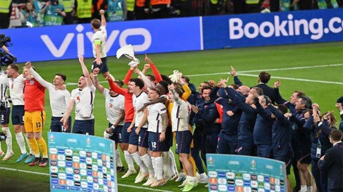 Butuh 55 Tahun untuk Inggris Kembali Main di Final Euro 2020, Media Italia Sebut Ada Konspirasi