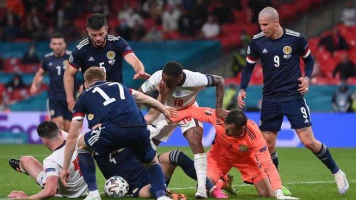 Hasil dan Klasemen EURO 2020: Swedia Kalahkan Slovakia, Inggris Melempem di Wembley