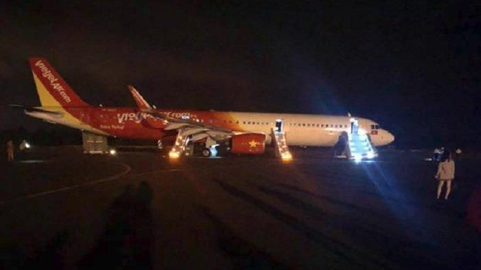 Insiden Pesawat VietJet: Baru 2 Minggu Didatangkan, Roda Depan Copot saat Mendarat