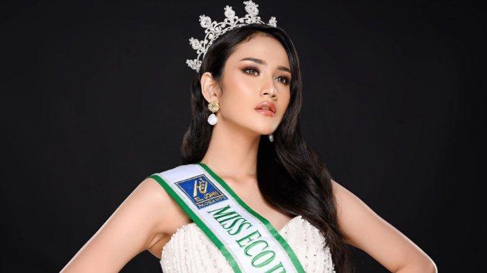 Sosok Intan Wisni Permatasari, Perwakilan Indonesia di Miss Eco International yang Jadi Perbincangan