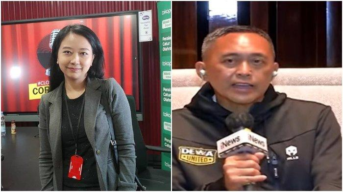 Ngaku Bisa Imbangi GM Irene Sukandar saat Ditantang Catur, Dewa Kipas Sayangkan Cuma Main 10 Menit