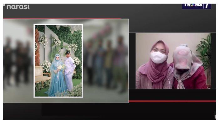 Tangis Istri Awak Nanggala 402 Pecah di Mata Najwa, sampai Tolak Bercerita Masa Lalu: Takut Gak Kuat