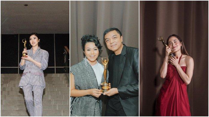 Ungkapan Bahagia Sederet Penyanyi yang Berhasil Raih Penghargaan AMI Awards 2018