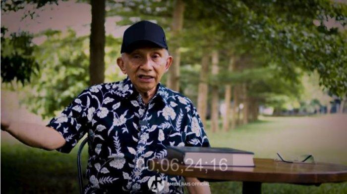 Teguran keras diberikan oleh politisi senior Amien Rais terhadap Presiden RI Joko Widodo (Jokowi) terkait Perpres 10/2021 tentang Bidang Usaha Penanaman Modal terkait investasi minuman keras (miras).