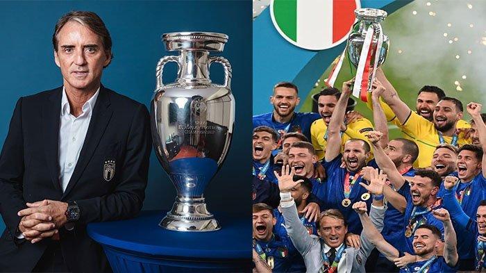 Ini Daftar Peraih Gelar Juara Euro Edisi 1 hingga 16, Lengkap dengan Penghargaan Pemain di Euro 2020