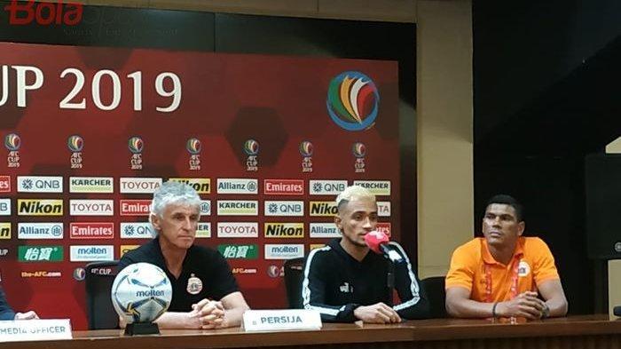 Persija Menang Lawan Shan United, Ivan Kolev: Saya Berterima Kasih kepada Semua Pemain