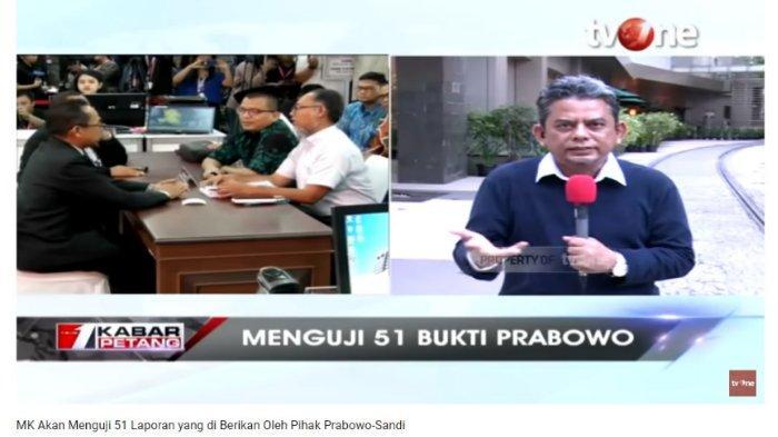 Kuasa Hukum Prabowo-Sandiaga, Prof Iwan Satriawan: Selisih Angka 16 Juta Suara Itu Kecil
