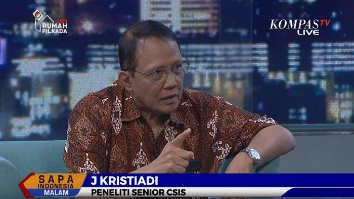Soal Rencana Amien Rais Maju Capres 2019, J Kristiadi: Menang Ora Kondang, Kalah Wirang
