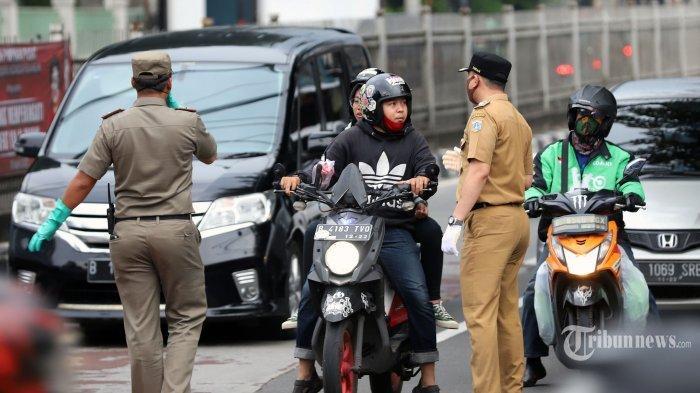 Tegakkan Aturan PSBB, DKI Jakarta akan Kenakan Sanksi bagi Warga yang Ketahuan Tak Pakai Masker