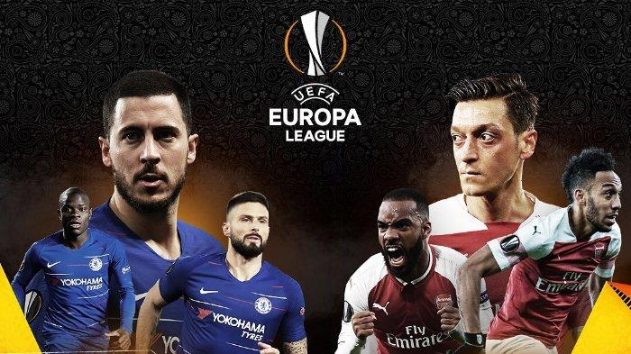 Jadwal Final Liga Eropa Chelsea vs Arsenal