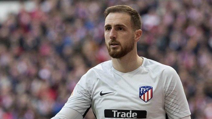 Kiper Atletico Madrid Jan Oblak