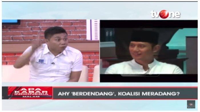 Andre Rosiade Kritik Pertemuan AHY dengan Para Tokoh, Jansen Singgung Prabowo yang Belum Undang AHY