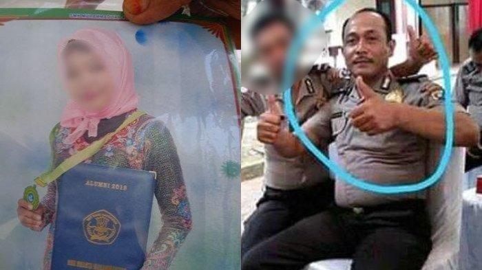 Tak Menyangka Putrinya Dibunuh Oknum Polisi, Ayah Korban Mengira Anaknya Aman karena Kerja di Polres
